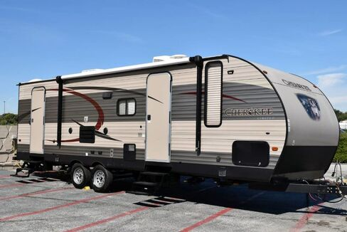 2017_Forest River_Cherokee 274DBH Travel Trailer__ Fort Worth TX