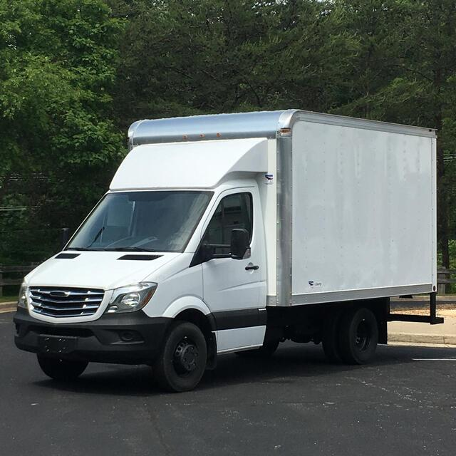2017 Freightliner Cab Chassis Box Truck Annapolis MD