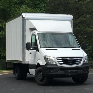 Freightliner Cab Chassis with Box Box Truck 2017