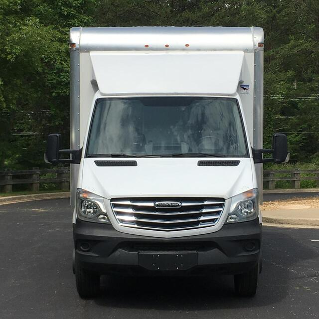 2017 Freightliner Cab Chassis with Box Box Truck Annapolis MD