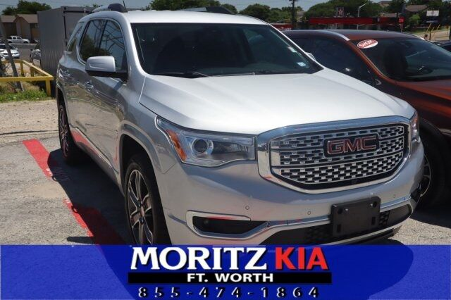 2017 GMC Acadia Denali Fort Worth TX