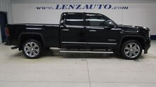 GMC Sierra 1500 4x4 Crew Cab Denali: 6.2L-6.5 FOOT BOX-NAV-MOON-REVERSE CAMERA-WIFI-BOSE-LEATHER-CD PLAYER-4X4 2017