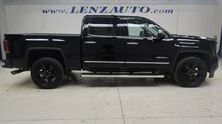 GMC Sierra 1500 4x4 Crew Cab Denali: 6.2L-SHORT-NAV-MOON-REVERSE CAMERA-WIFI-BOSE-LEATHER-CD PLAYER-4X4-1 OWNER 2017