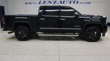 GMC Sierra 1500 4x4 Crew Cab Denali: 6.2L-SHORT-NAV-MOON-REVERSE CAMERA-WIFI-BOSE-LEATHER-CD PLAYER-4X4 2017