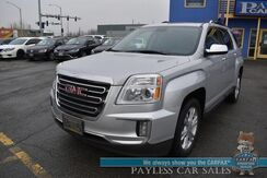 2017_GMC_Terrain_SLT / AWD / Auto Start / Heated Leather Seats / Navigation / Sunroof / Pioneer Speakers / Blind Spot Alert / Bluetooth / Back Up Camera / Block Heater / 29 MPG / Only 35k Miles / 1-Owner_ Anchorage AK