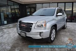 2017_GMC_Terrain_SLT / AWD / Auto Start / Heated Leather Seats / Pioneer Speakers / Bluetooth / Back Up Camera / Cruise Control / 29 MPG_ Anchorage AK