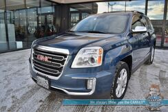 2017_GMC_Terrain_SLT / AWD / Auto Start / Heated Leather Seats / Pioneer Speakers / Lane Departure & Blind Spot Alert / Bluetooth / Back Up Camera / Cruise Control / 29 MPG / 1-Owner_ Anchorage AK