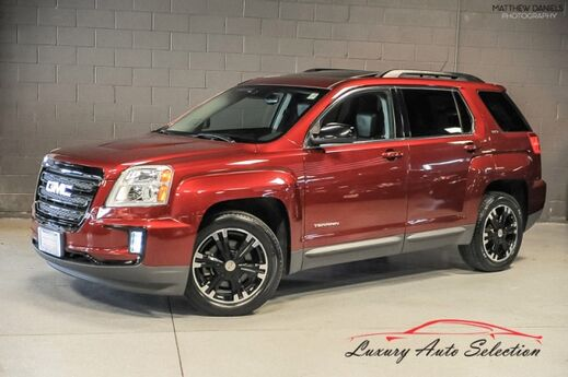2017 GMC Terrain SLT AWD With Navigation 4dr SUV Chicago IL
