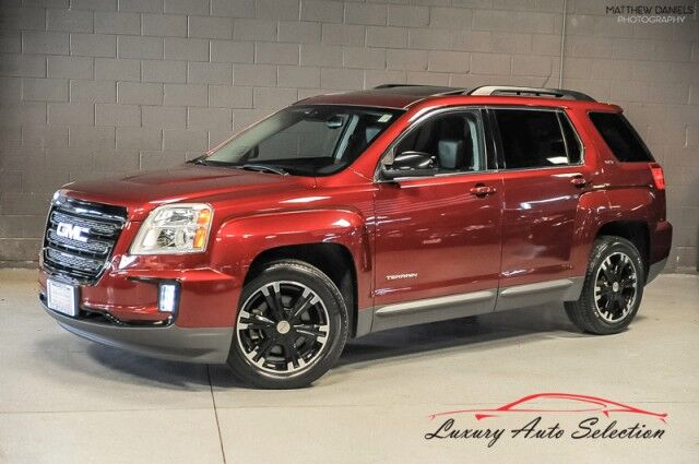 2017_GMC_Terrain SLT AWD With Navigation_4dr SUV_ Chicago IL