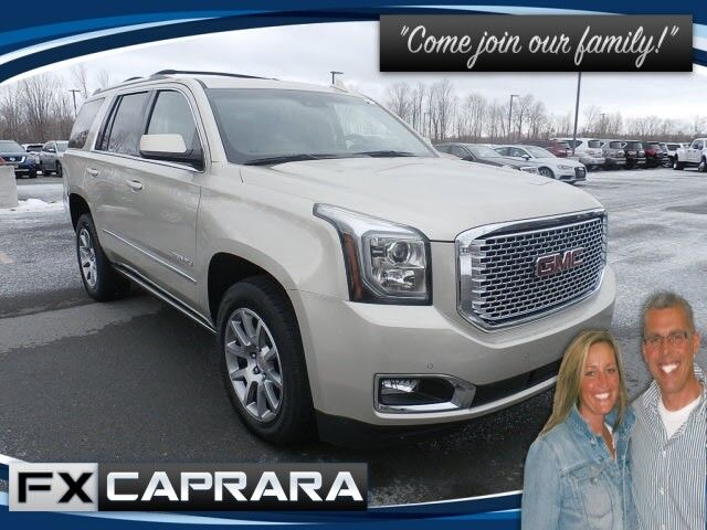 2017 GMC Yukon Denali Watertown NY