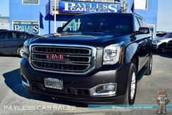 2017_GMC_Yukon XL_SLT / 4X4 / Driver's Alert Pkg / Heated & Cooled Leather Seats / Heated Steering Wheel / Auto Start / Bose Speakers / Bluetooth / Back Up Camera / 3rd Row / Seats 8 / Tow Pkg / 1-Owner_ Anchorage AK