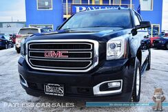 2017_GMC_Yukon XL_SLT / 4X4 / Front & Rear Heated Leather Seats / Heated Steering Wheel / Auto Start / Driver's Alert Pkg / Bose Speakers / Bluetooth / Back-Up Camera / 3rd Row / Seats 8 / Tow Pkg / 1-Owner_ Anchorage AK