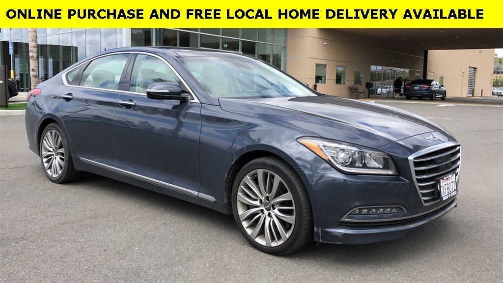 2017 Genesis G80 5.0 Ultimate Moreno Valley CA