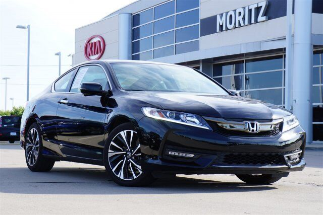 2017 Honda Accord Coupe EX L Fort Worth TX