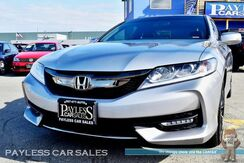 2017_Honda_Accord Coupe_EX-L V6 Coupe / Automatic / Power & Heated Leather Seats / Auto Start / Sunroof / Bluetooth / Back-Up Camera / LaneWatch Right Side Camera / Cruise Control / 32 MPG / 1-Owner_ Anchorage AK