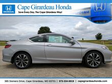 2017_Honda_Accord Coupe_EX-L_ Cape Girardeau MO