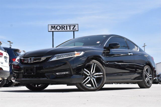 2017 Honda Accord Coupe Touring Fort Worth TX