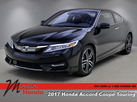 2017 Honda Accord Coupe Touring Moncton NB