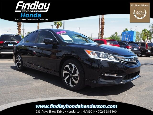 2017 Honda Accord Ex L Henderson Nv