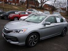 2017_Honda_Accord_EX-L_ Roanoke VA