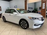 2017 Honda Accord EX-L Sedan V6 6-Spd AT