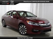 2017_Honda_Accord Hybrid__ Raleigh NC