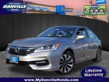 2017_Honda_Accord Hybrid_Base_ Danville VA