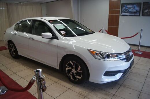 2017 Honda Accord LX Sedan CVT Charlotte NC
