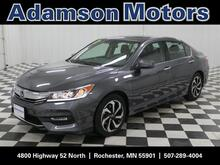 2017_Honda_Accord Sedan_EX-L V6_ Rochester MN