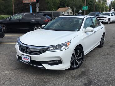 2017_Honda_Accord Sedan_EX-L_ Worcester MA