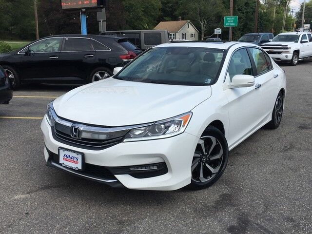 2017 Honda Accord Sedan EX-L Worcester MA