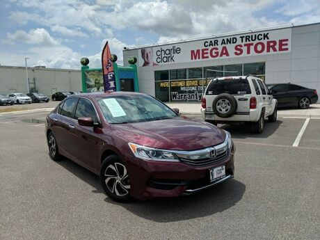 2017 Honda Accord Sedan LX Harlingen TX