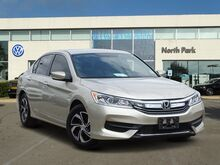 2017 Honda Accord Sedan LX San Antonio TX