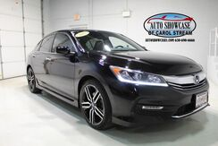 2017_Honda_Accord Sedan_Sport_ Carol Stream IL