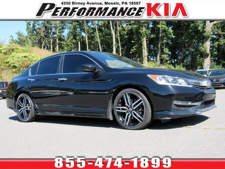 2017 Honda Accord Sedan Sport SE Moosic PA