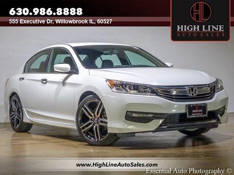 2017_Honda_Accord Sedan_Sport SE_ Willowbrook IL