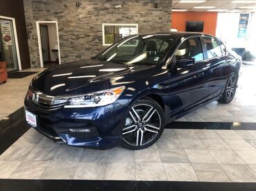2017_Honda_Accord Sedan_Sport SE_ Worcester MA