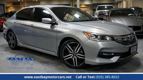 2017 Honda Accord Sedan Sport San Ramon CA