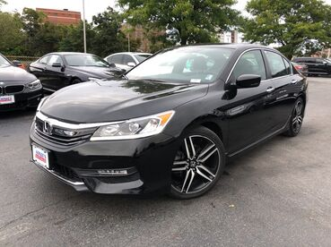 2017_Honda_Accord Sedan_Sport_ Worcester MA