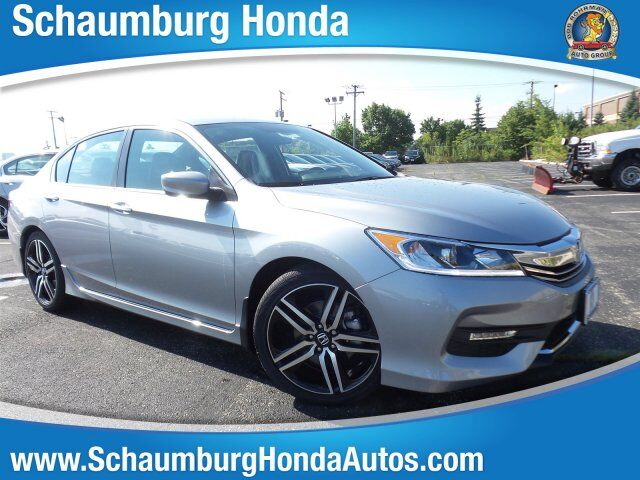 Nissan Dealership Indianapolis >> 2017 Honda Accord Sedan Sport Schaumburg IL 17193372