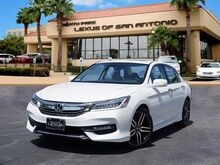 2017 Honda Accord Sedan Touring San Antonio TX