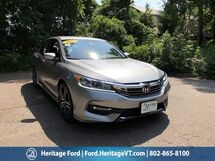 2017 Honda Accord Sport SE South Burlington VT