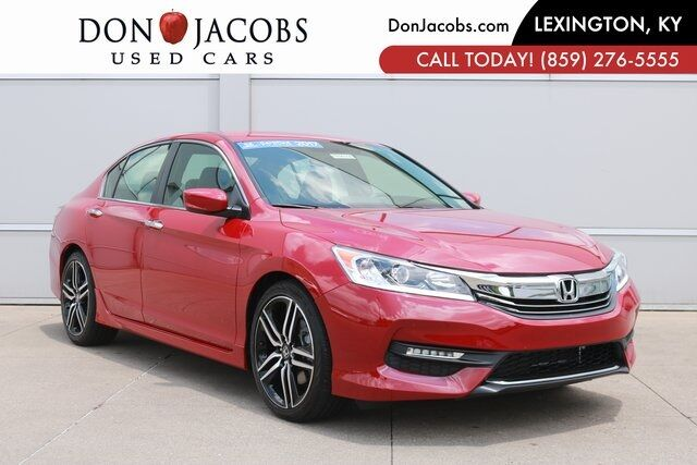 Honda Accord Sport Special Edition >> 2017 Honda Accord Sport Special Edition Lexington Ky 31138080