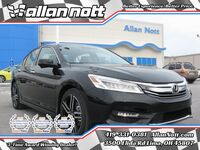 Honda Accord Touring V6 w/ Navigation 2017