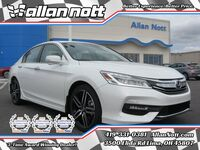 Honda Accord Touring w/ Navigation 2017