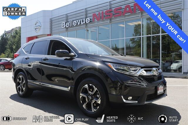 2017 Honda CR-V Touring Bellevue WA