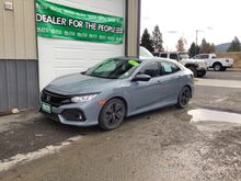2017_Honda_Civic_EX_ Spokane Valley WA