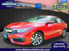 2017_Honda_Civic_EX_ Danville VA