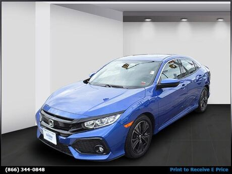 2017 Honda Civic Hatchback EX Brooklyn NY