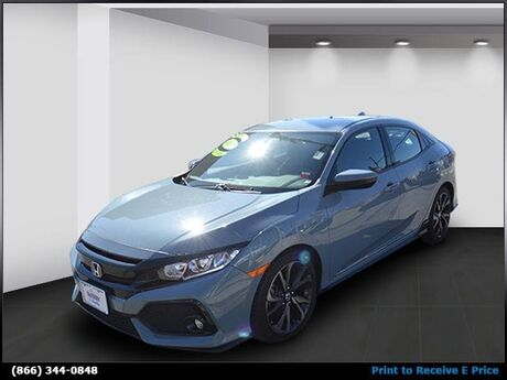2017 Honda Civic Hatchback Sport Brooklyn NY